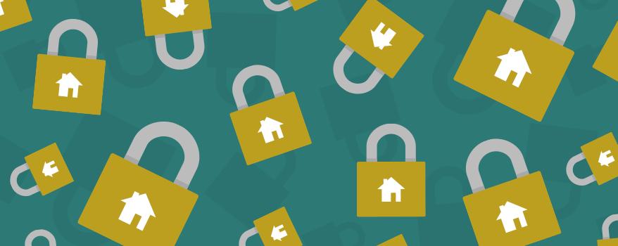confiança distribuída no mercado imobiliário